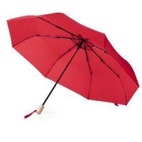 Reklamowy parasol manualny rPET, wiatroodporny, Ø95 cm, z logo - V0762 - Agencja Point