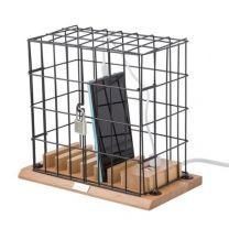 Schowek na telefony KLATKA - ładowarka - V2993-03 - Agencja Point