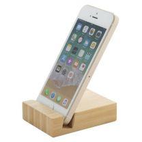 Bambusowy stojak na telefon - AP718375 - Agencja Point
