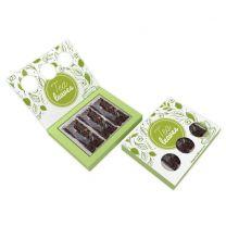 Reklamowy zestaw herbat liściastych w pudełku z logo - HER7 - Agencja Point