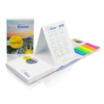 Reklamowy zestaw notesów samoprzylepnych z nadrukiem full color - PM059 - Agencja Point