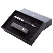 Zestaw upominkowy - power bank, długopis - DROSPEN - AP741850 - Agencja Point