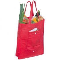 Składana torba na zakupy z nadrukiem logo - 68792-05 - Agencja Point
