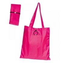 Składana torba na zakupy z nadrukiem logo, kolory- 60956-11 - Agencja Point