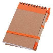 Notatnik ok. A6 z długopisem