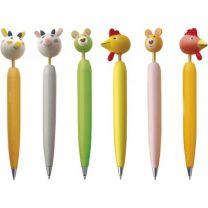 """Długopis """"zwierzątka"""", mix 6 wzorów"""