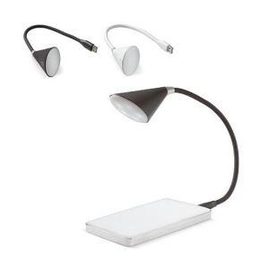 Reklamowa lampka z głośnikiem USB, z logo