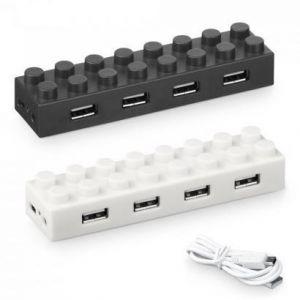 Rozgałęziacz USB LEGOLAS z nadrukiem