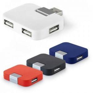 Rozgałęziacz USB z nadrukiem